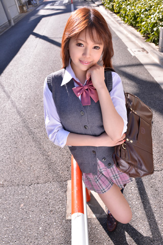 AV女優の写真